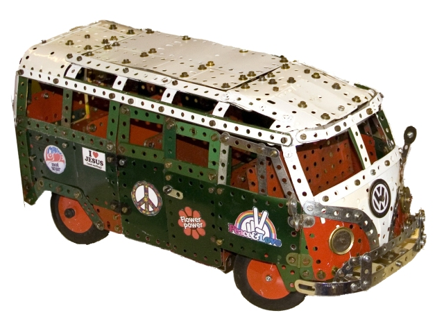 A VW Campervan