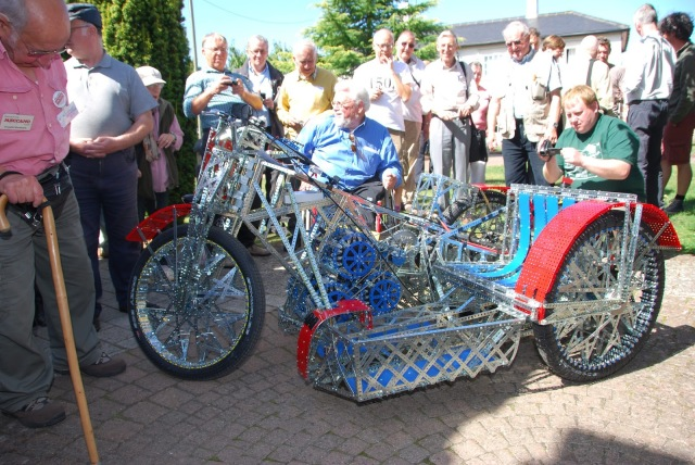 "The ""James May Meccano Motorbike"""