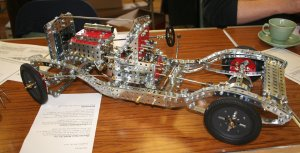 classic motor chassis