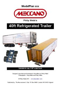 40ft refrigerated trailer