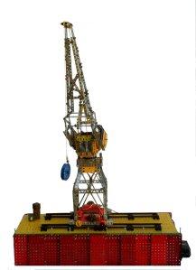 dockside crane 001s