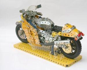 Mecano motorbike